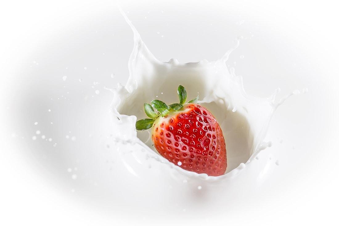 Foodfotografie für Frische