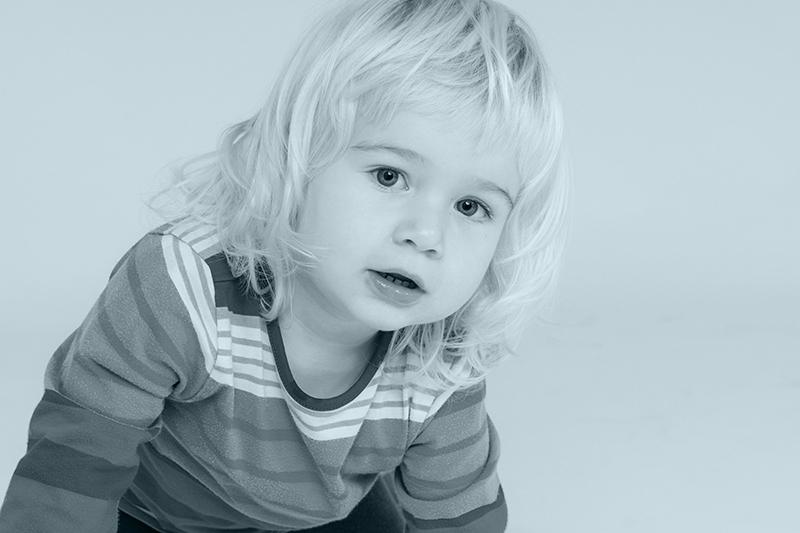 Kinderportraits mit Herz