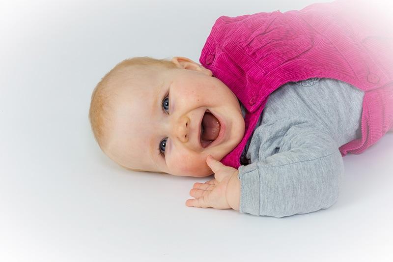 Individuelle Babyfotos