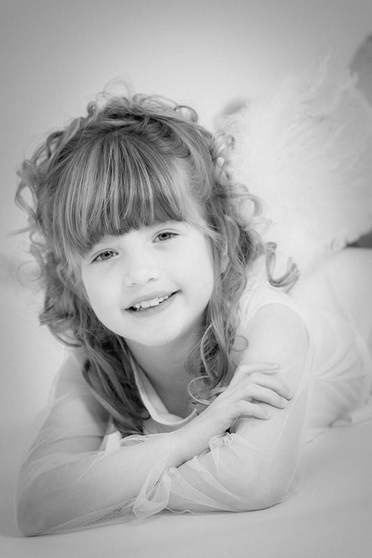 Kinderfotos mit Herz
