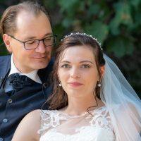 Romantische Hochzeitsfotos in Iphofen