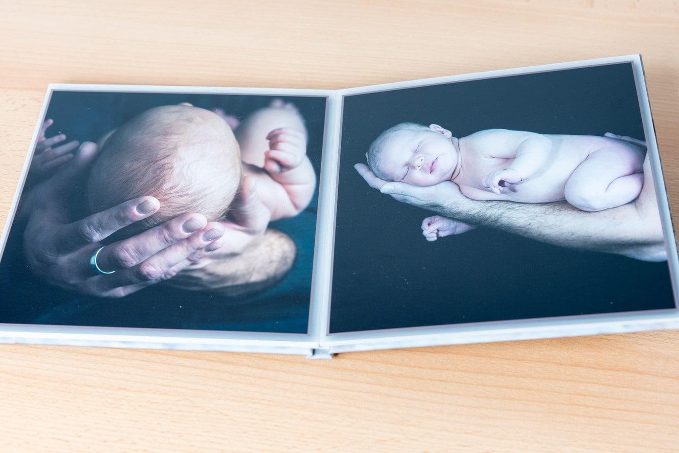 Fotobuch - unser Baby