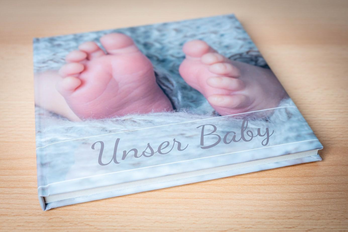Fotobuch mit Schwangerschaftsfotos