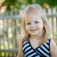 Kindergartenfotografie im Freien