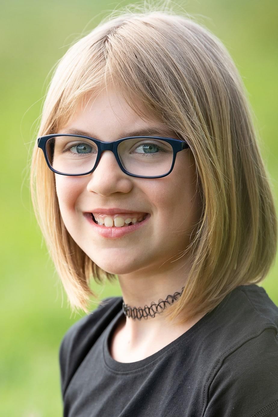 Portraitfotografie von Jugendlichen