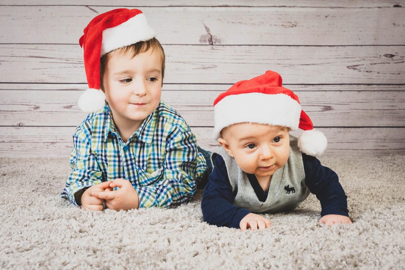 Weihnachtshooting in der Kita